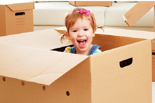 Moving House with Children Made Easier