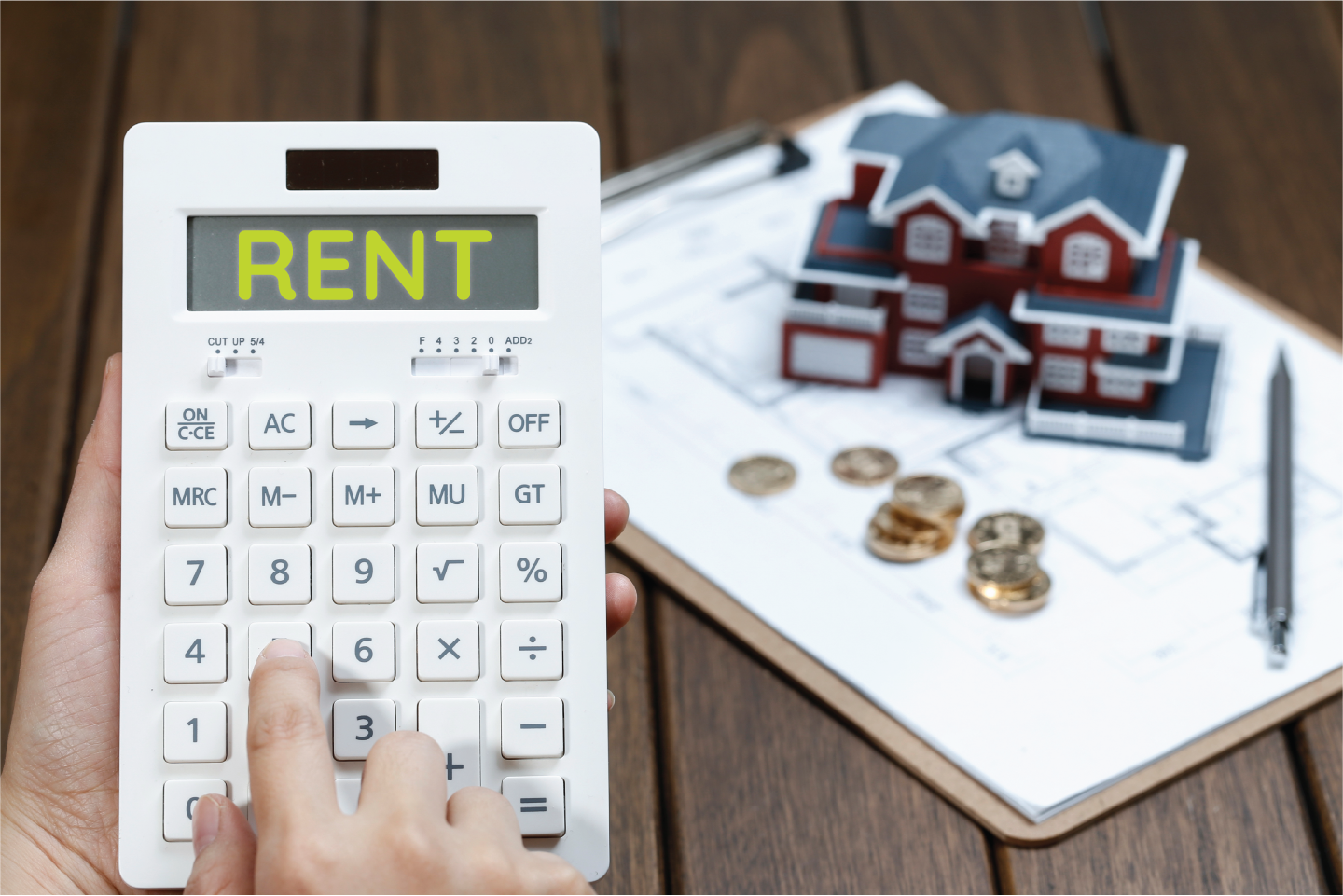 Monthly Rent Calculator: How to calculate monthly rent!